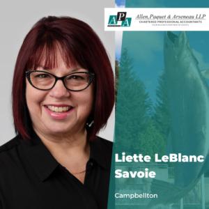 Liette LeBlanc-Savoie