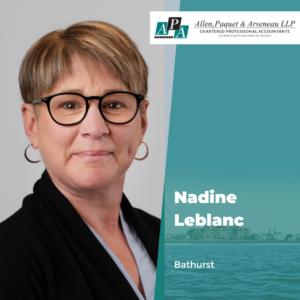 Nadine Leblanc