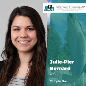 Julie-Pier Bernard, CPA
