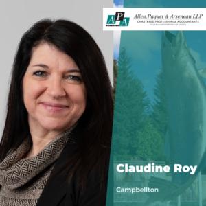 Claudine Roy