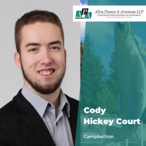 Cody Hickey Court