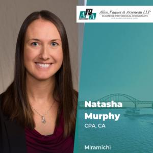 Natasha Murphy, CPA, CA